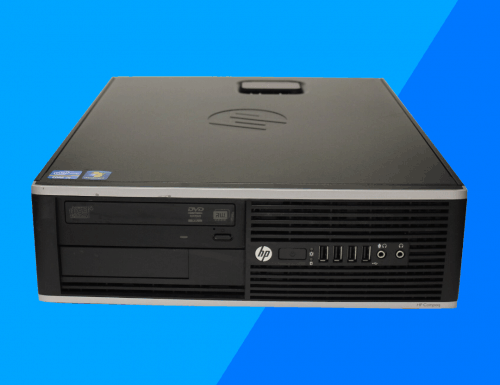 refurbished HP i5 computer